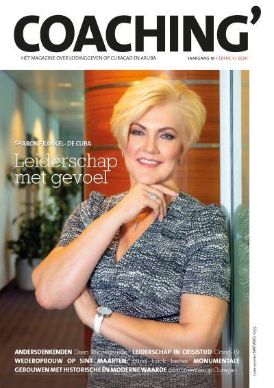 """Coaching Magazine: article """"Leiderschap in crisistijd"""""""