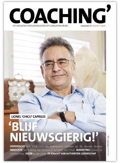 """Article """"De kracht van authentiek leiderschap"""" (Dutch)"""
