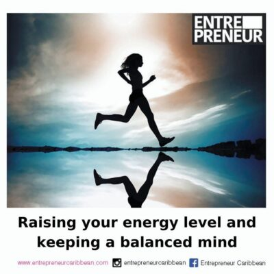 """Article """"Raising your energy and keeping a balanced mind"""""""
