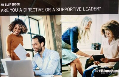 Free SLII™ ebook: Are you a directive or supportive leader?
