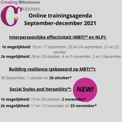 Online masterclass Interpersonal effectiveness